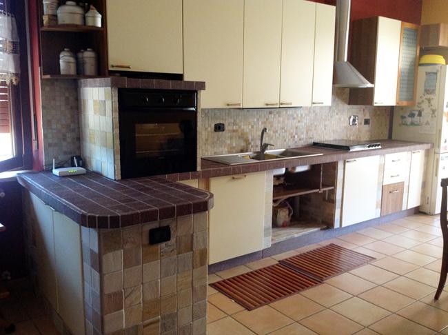 Europorfidi| Cucine in muratura