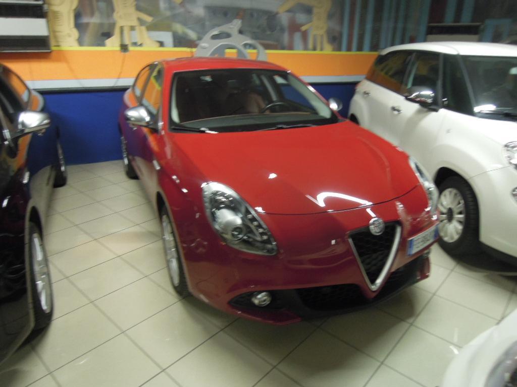Alfa Romeo|Aziendale