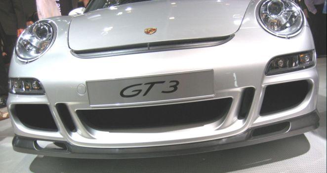 PORSCHE 997 GT3  PARAURTI ANTERIORE -2009