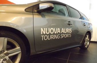 TOYOTA AURIS TOURING SPORTS 2013-