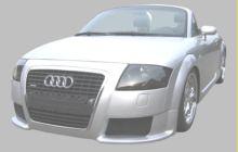 AUDI TT  8N -8/2006