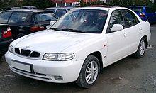 DAEWOO NUBIRA - 2002