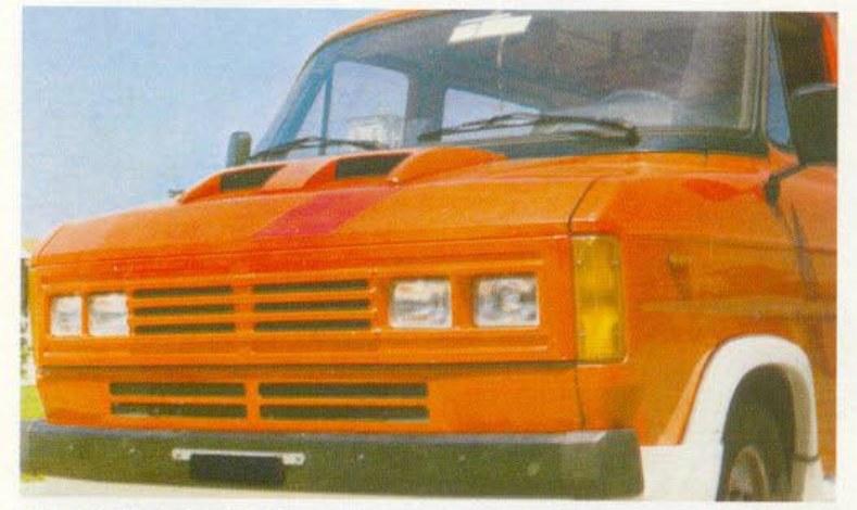 FORD TRANSIT - 1983