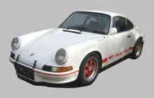 PORSCHE  911 -1973 CARRERA 2.7 RS 1973