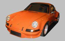 PORSCHE  911 -1973 CARRERA 2.8 RSR 1973