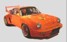 PORSCHE  911 1974- CARRERA 3000 RSR