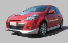 RENAULT CLIO III NEW MY2009-