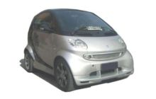 SMART FOR TWO COUPE' -2001