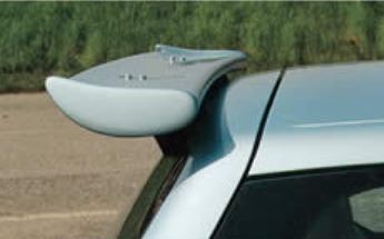 UNIVERSALE -SPOILER POST regolabile - UNIVERSAL ADJUSTABLE REAR SPOILER