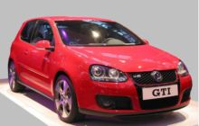 VOLKSWAGEN GOLF V  10/03 -9/08
